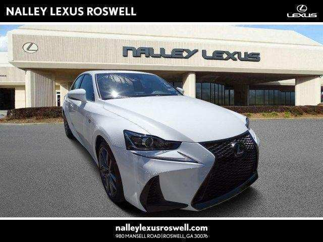 68 A 2019 Lexus IS350 Exterior