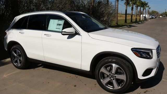 68 A 2019 Mercedes Benz GLK Overview