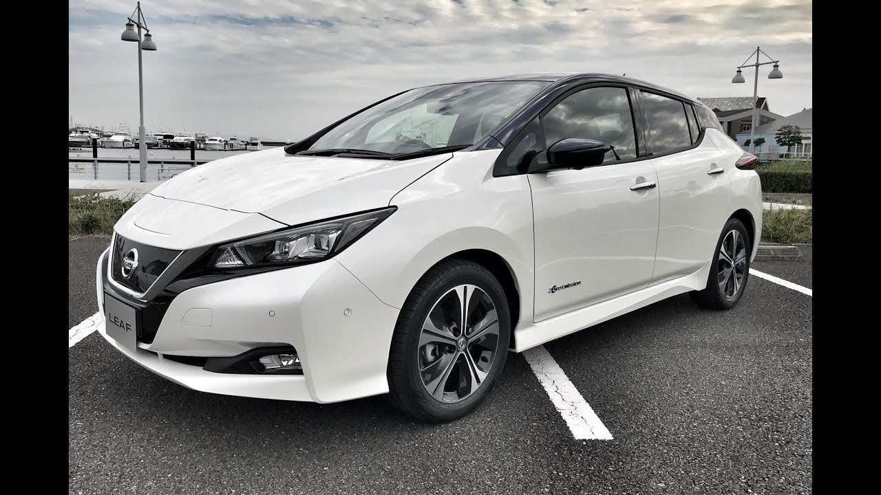 68 A 2019 Nissan Leaf Review Redesign