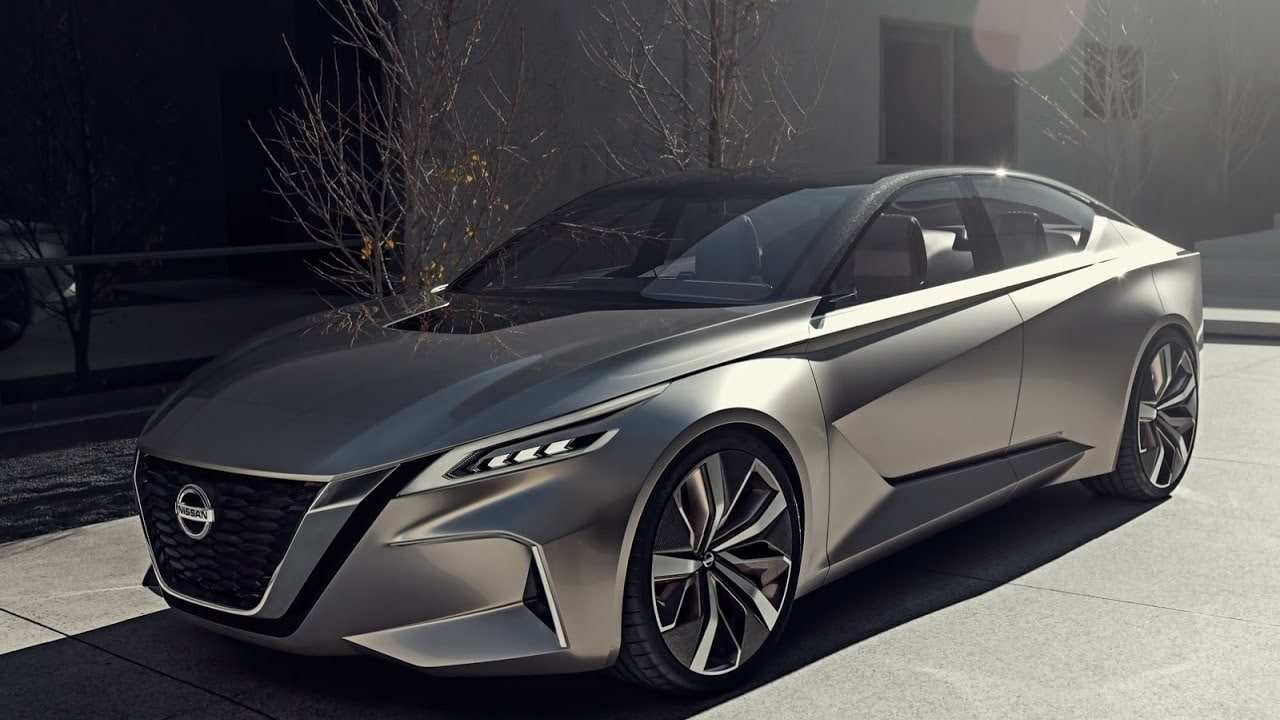 68 A 2019 Nissan Pictures