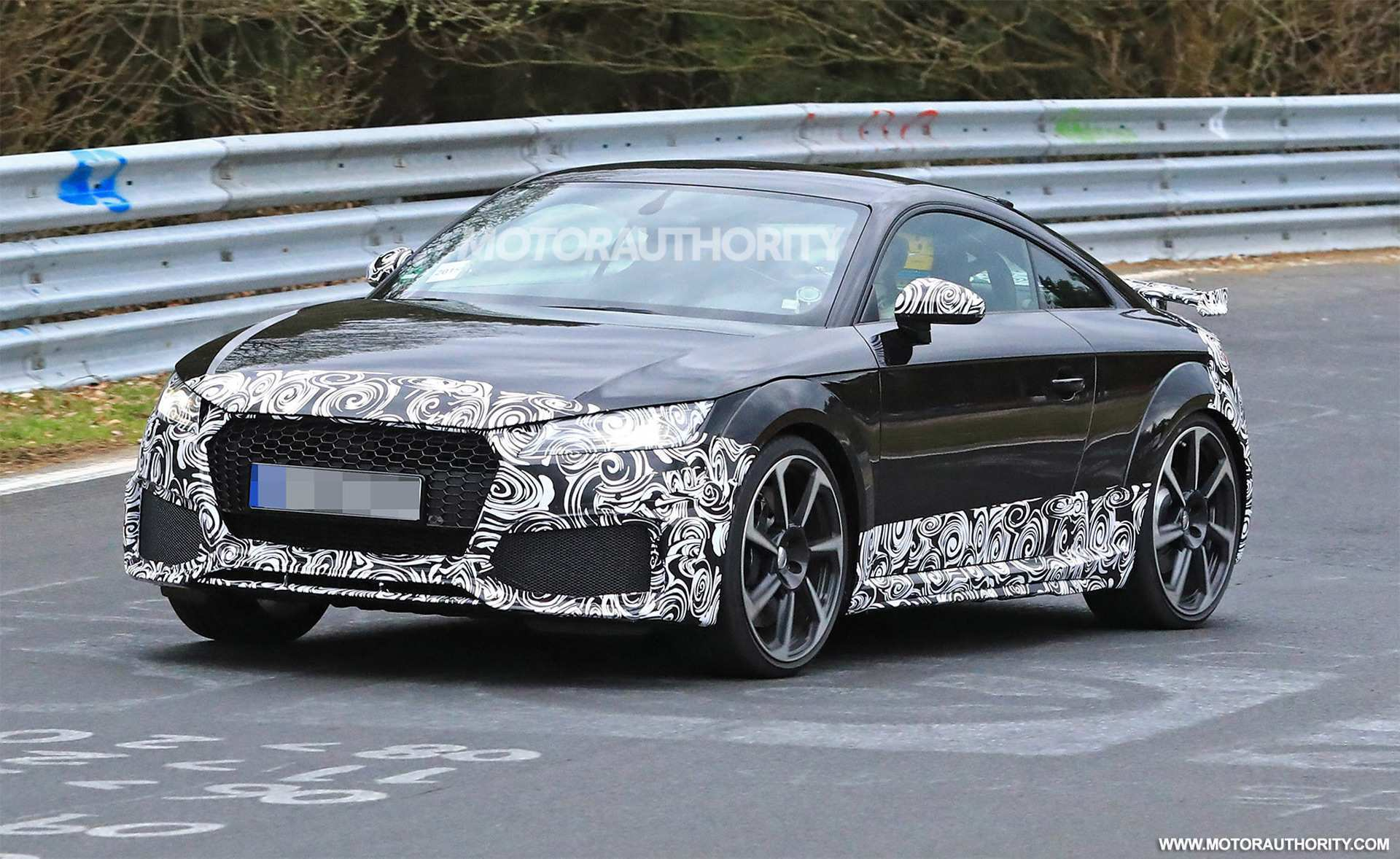 68 A 2020 Audi Tt Rs Ratings
