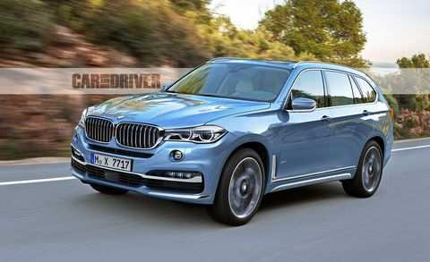 68 A 2020 BMW X7 Suv Spesification