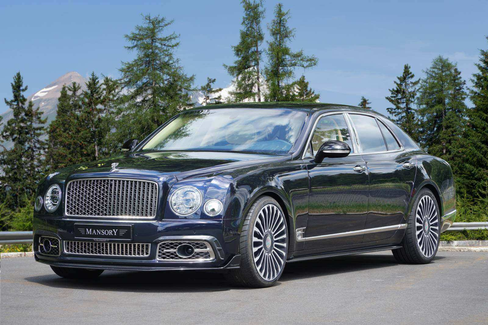 68 A 2020 Bentley Muslane Performance And New Engine