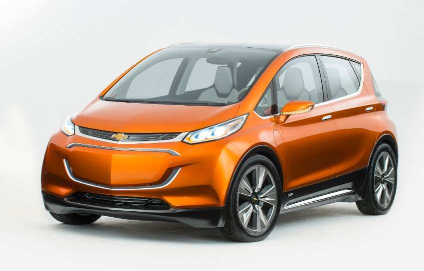 68 A 2020 Chevy Bolt Review And Release Date