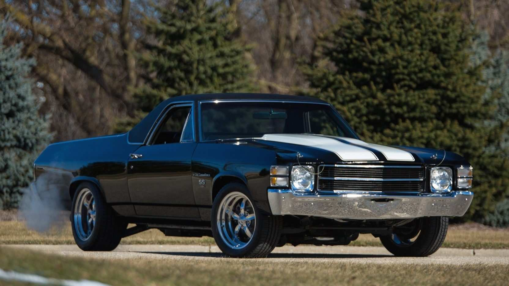 68 A 2020 Chevy El Camino Performance