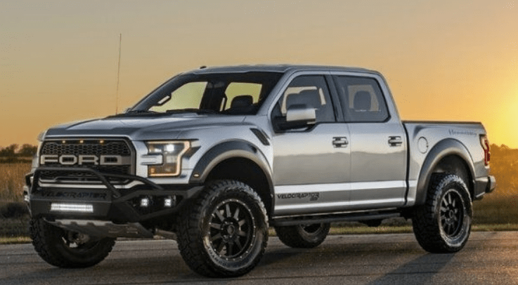 68 A 2020 Ford F150 Raptor Overview
