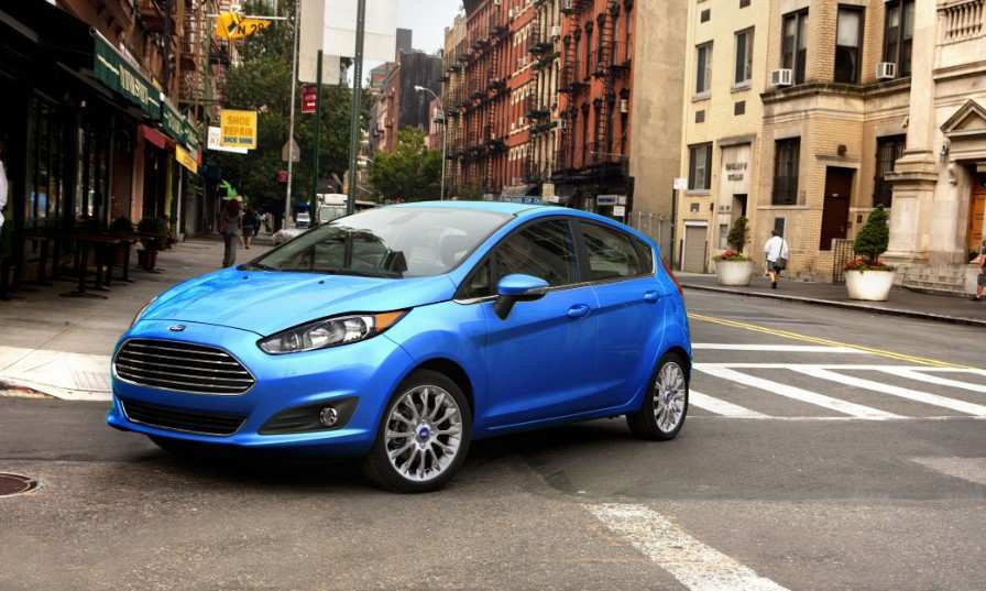 68 A 2020 Ford Fiesta Rumors