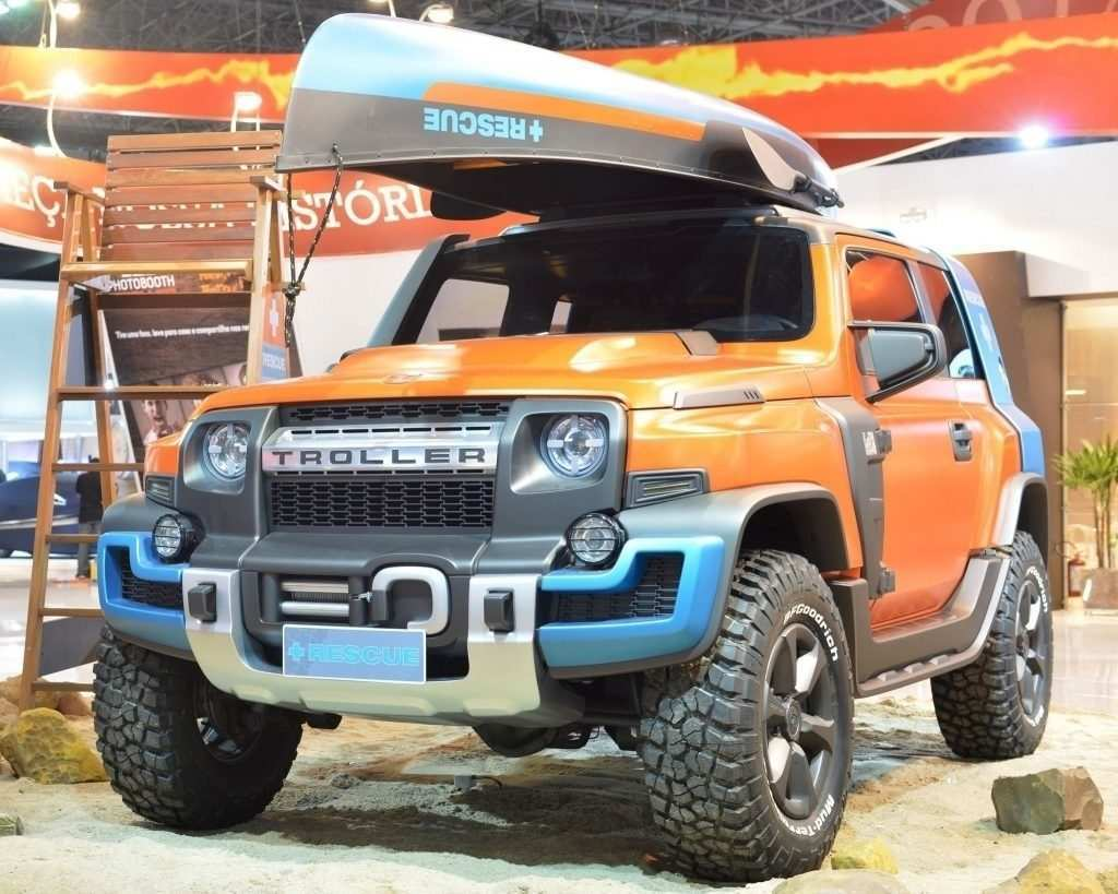 68 A 2020 Ford Troller T4 Price And Review