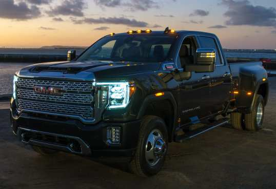 68 A 2020 GMC Denali 3500Hd Configurations
