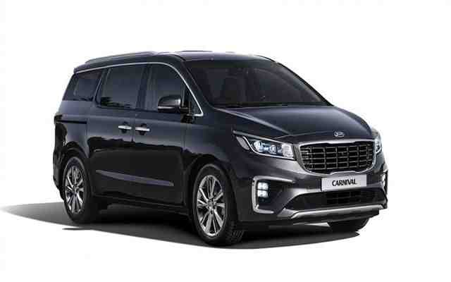68 A 2020 Kia Carnival Pictures