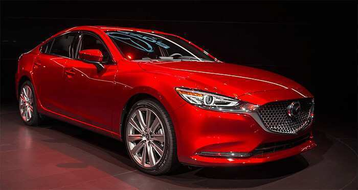 68 A 2020 Mazda 6 Price Design And Review