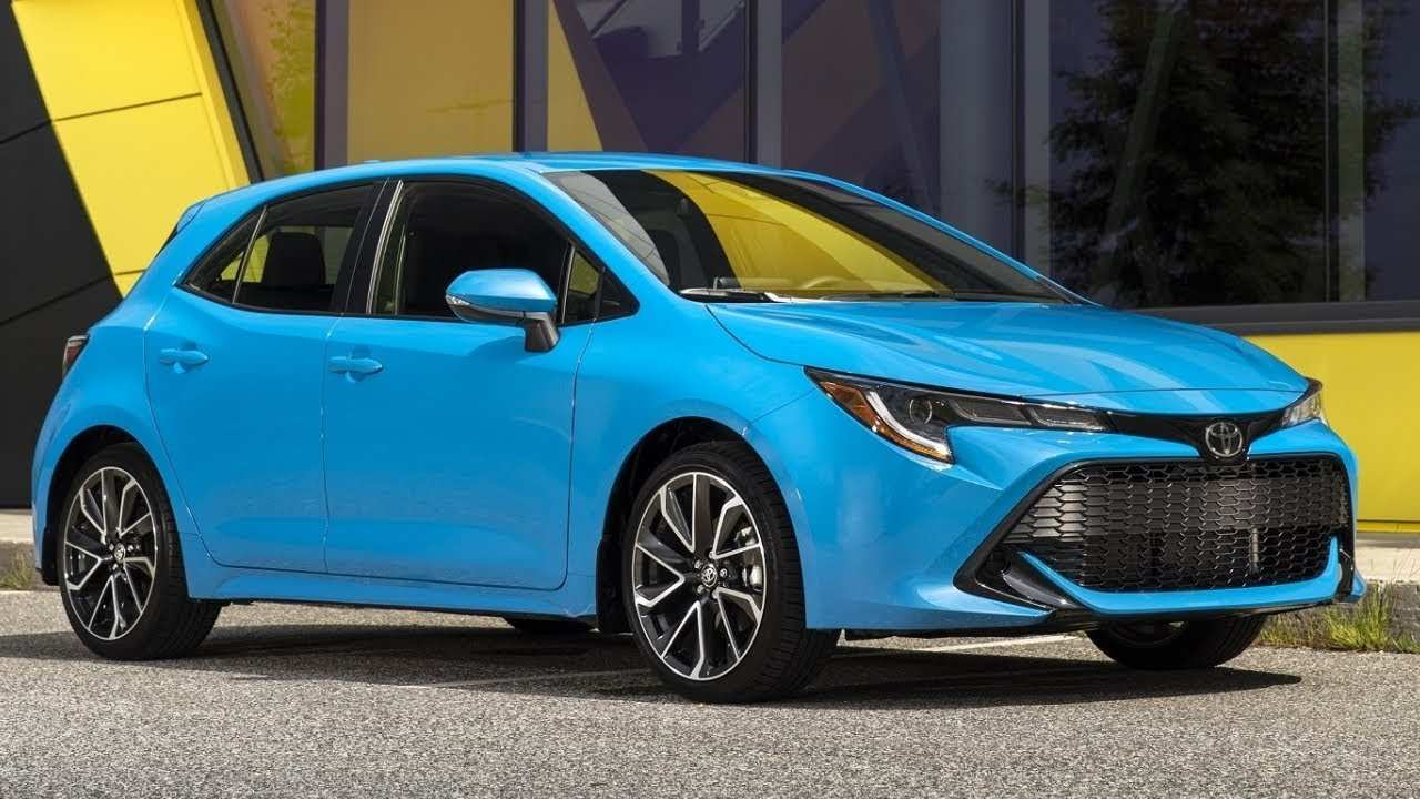 68 A 2020 Toyota Corolla Hatchback Redesign And Review
