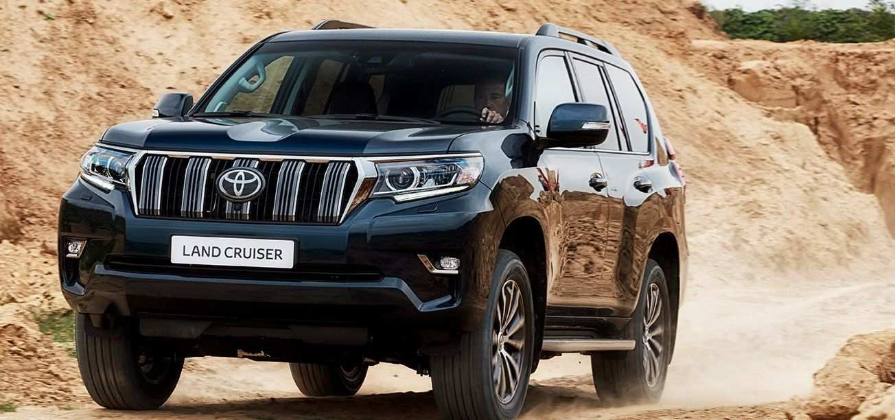 68 A 2020 Toyota Land Cruiser Diesel Wallpaper