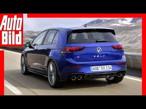 68 A 2020 Volkswagen Golf R Performance And New Engine