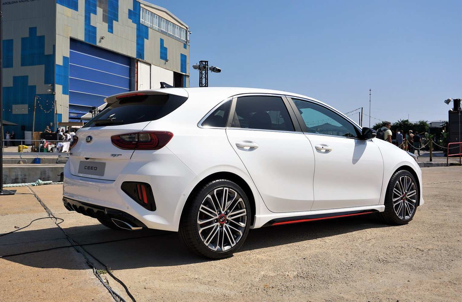 68 A Kia Ceed Gt 2019 Redesign And Concept