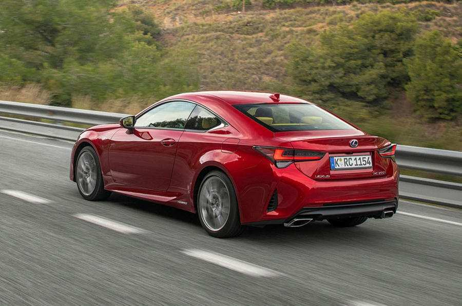 68 A Lexus 2019 Coupe Overview