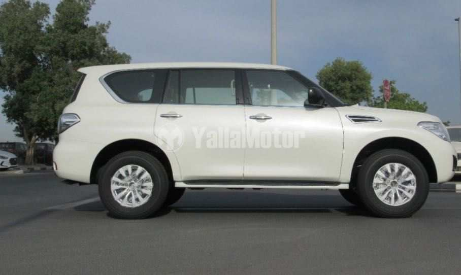 68 A New Nissan Patrol 2019 Interior