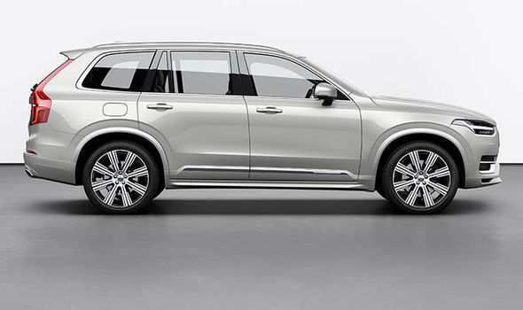 68 A Volvo Xc90 Facelift 2020 Uk New Model And Performance