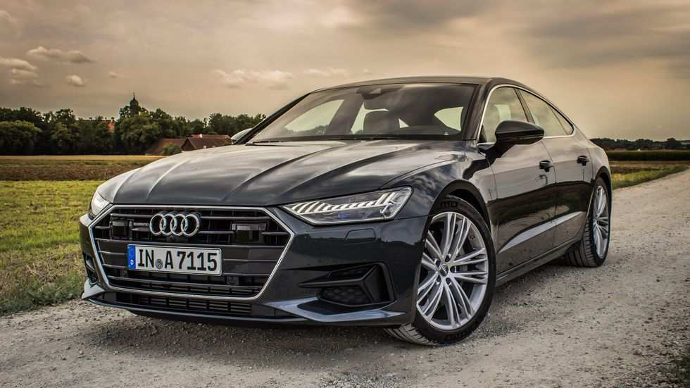 68 All New 2019 Audi A7 Concept And Review