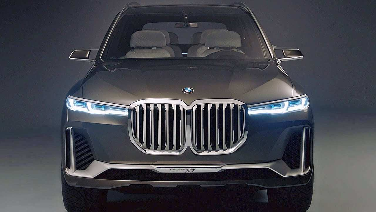 68 All New 2019 BMW X7 Suv Series Release
