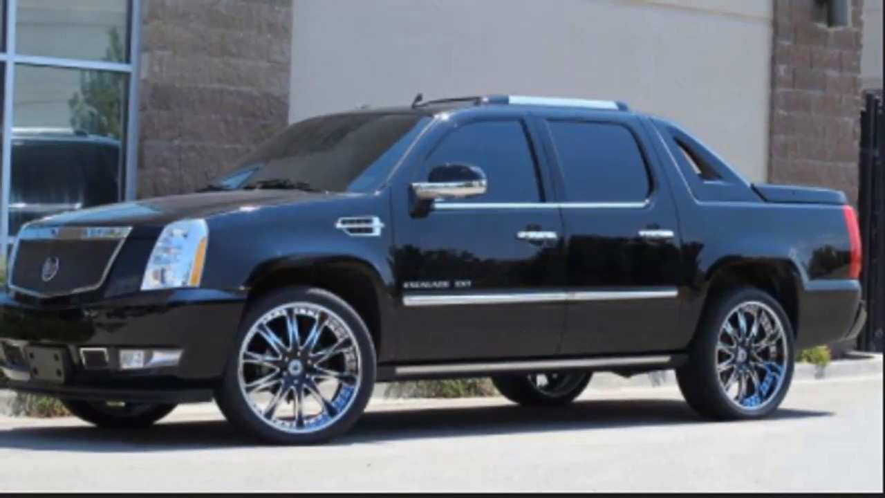 68 All New 2019 Cadillac Escalade Ext Images