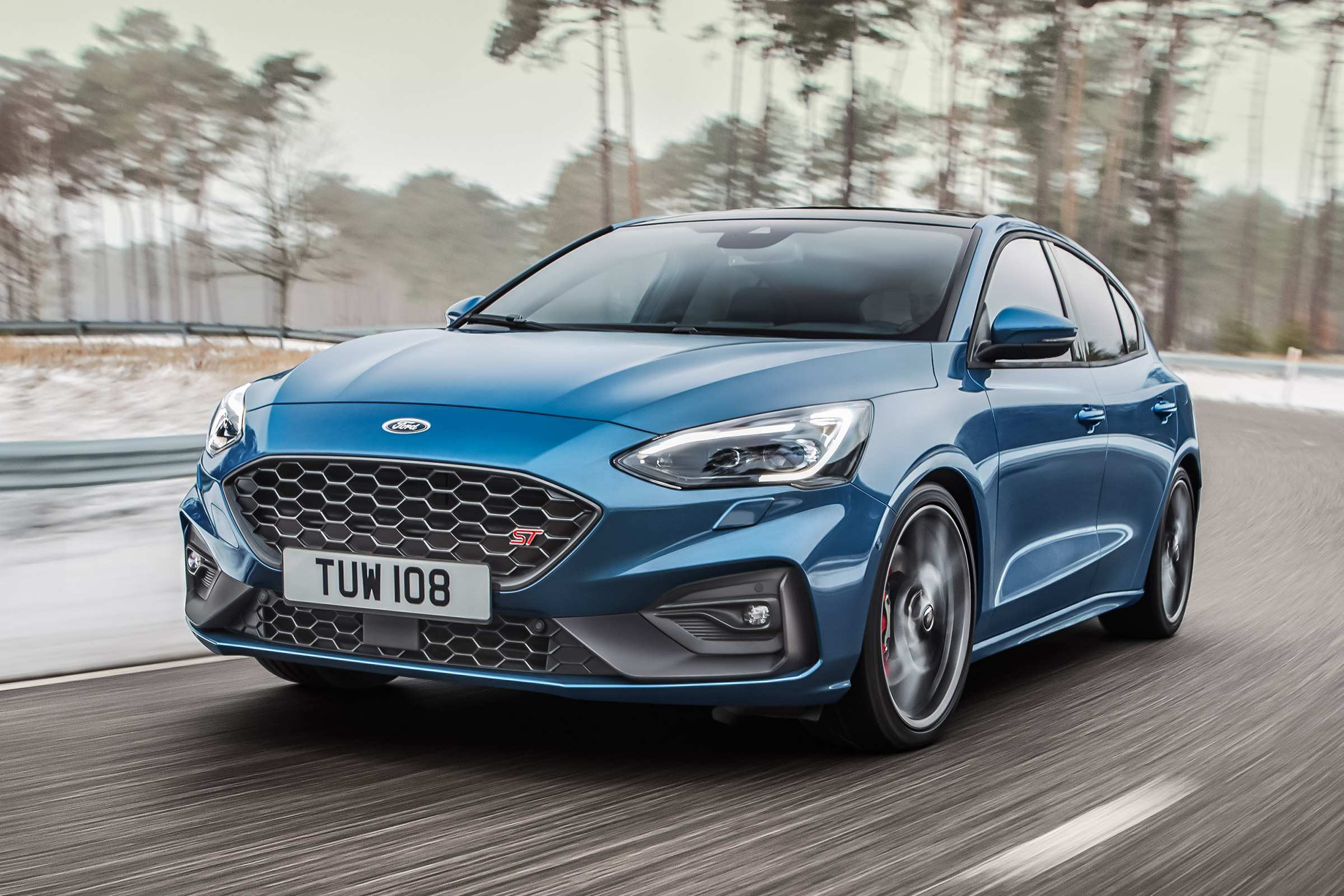 68 All New 2019 Ford Focus Rs St Rumors