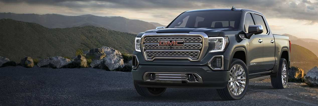 68 All New 2019 Gmc Sierra Denali 1500 Hd Release Date And Concept