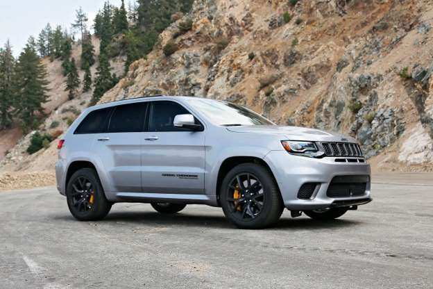 68 All New 2019 Grand Cherokee Srt Hellcat Price And Review