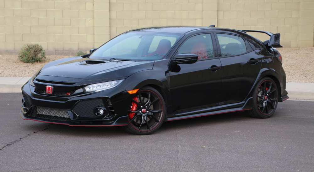 68 All New 2019 Honda Civic Type R Picture