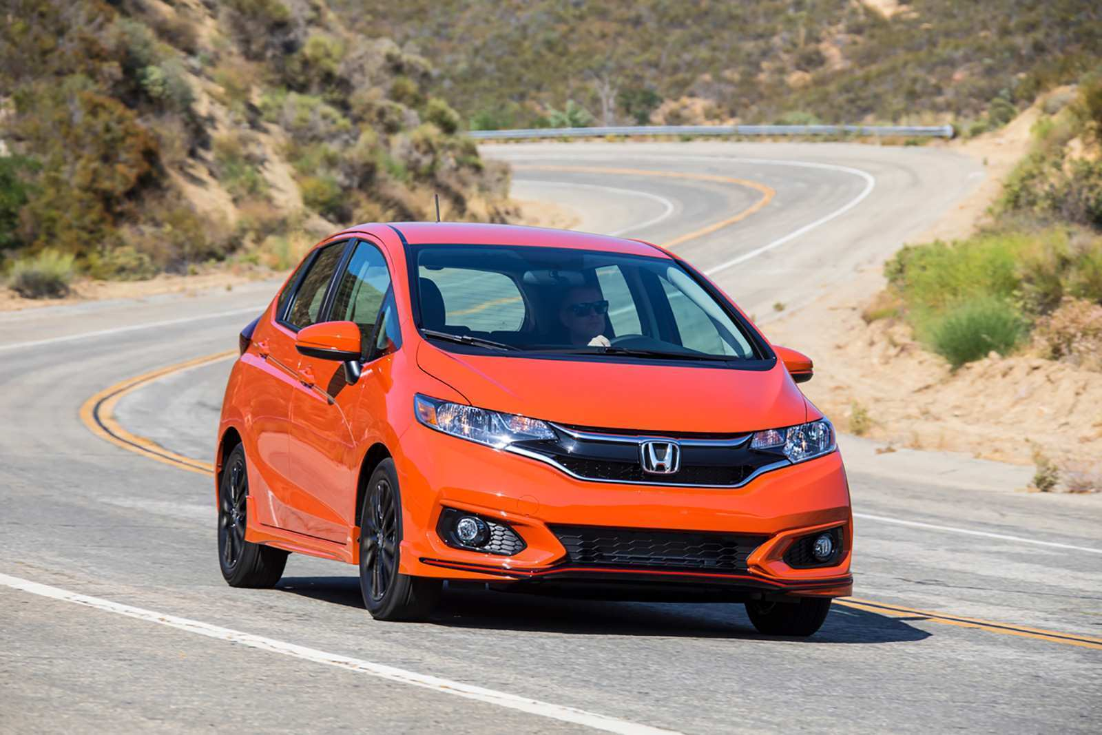 68 All New 2019 Honda Fit First Drive