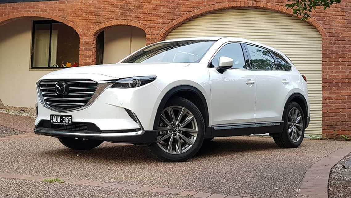 68 All New 2019 Mazda CX 9s Spy Shoot