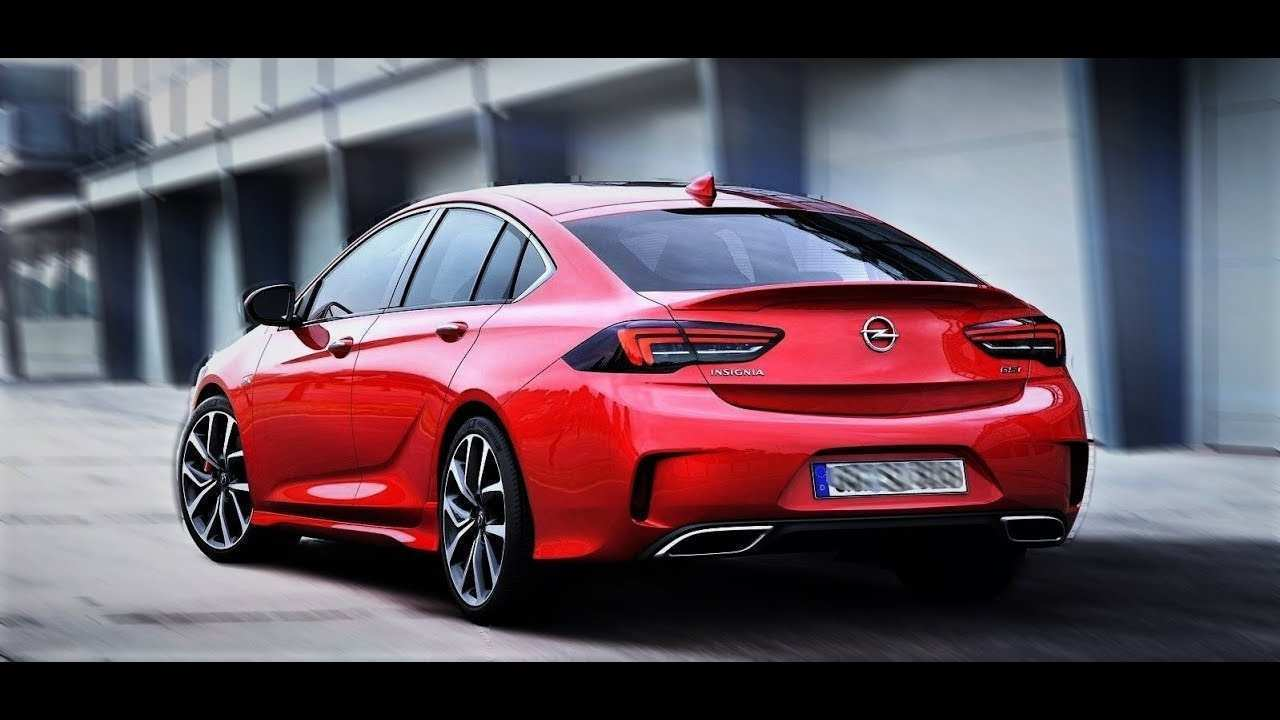 68 All New 2019 New Opel Insignia History