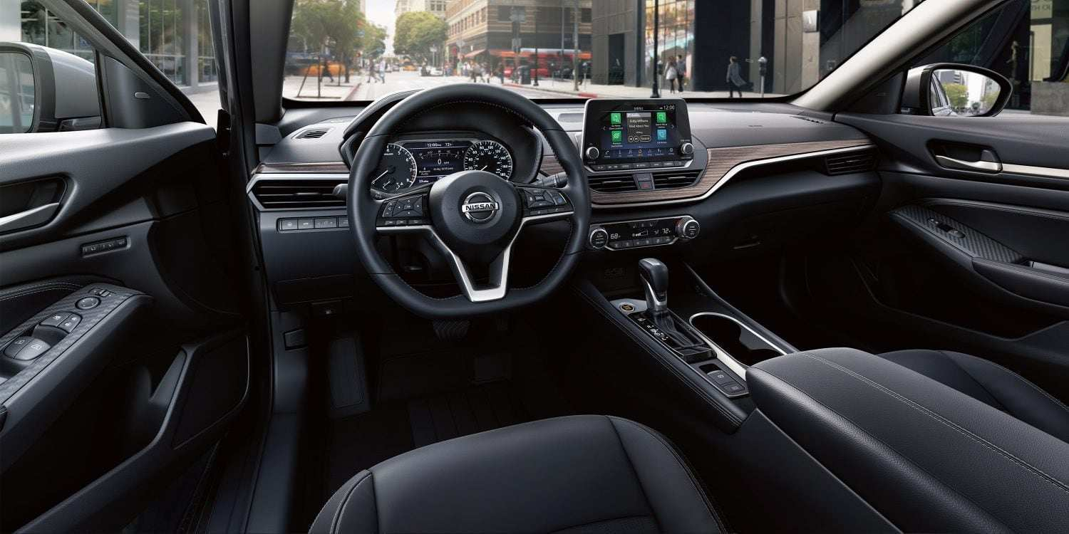 68 All New 2019 Nissan Altima Black Redesign And Concept
