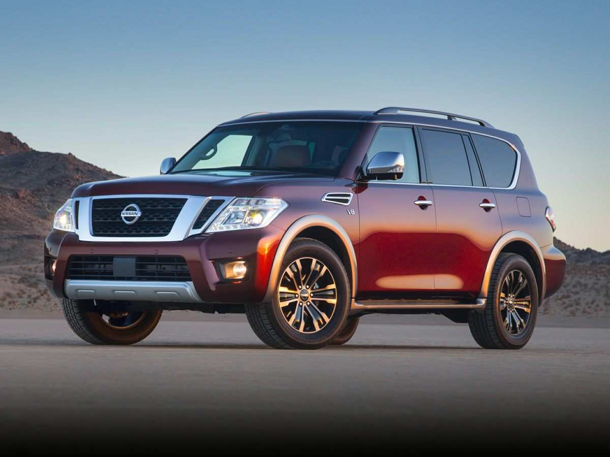 68 All New 2019 Nissan Armada Review And Release Date