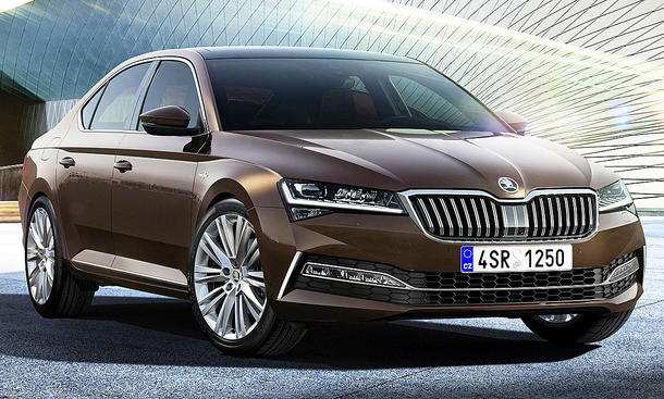 68 All New 2019 Skoda Superb Overview