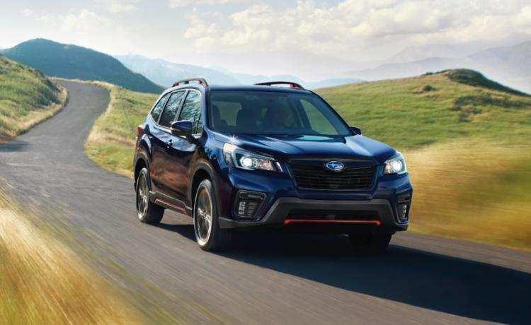 68 All New 2019 Subaru Forester Mpg Picture
