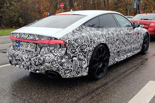 68 All New 2020 Audi Rs7 Redesign And Concept
