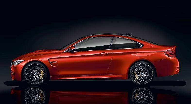 68 All New 2020 BMW M4 Picture