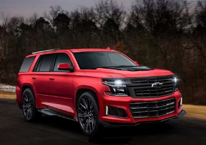 68 All New 2020 Chevy Suburban Photos