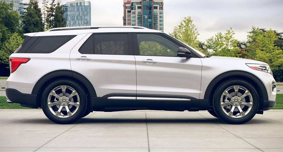 68 All New 2020 Ford Explorer Sports Model
