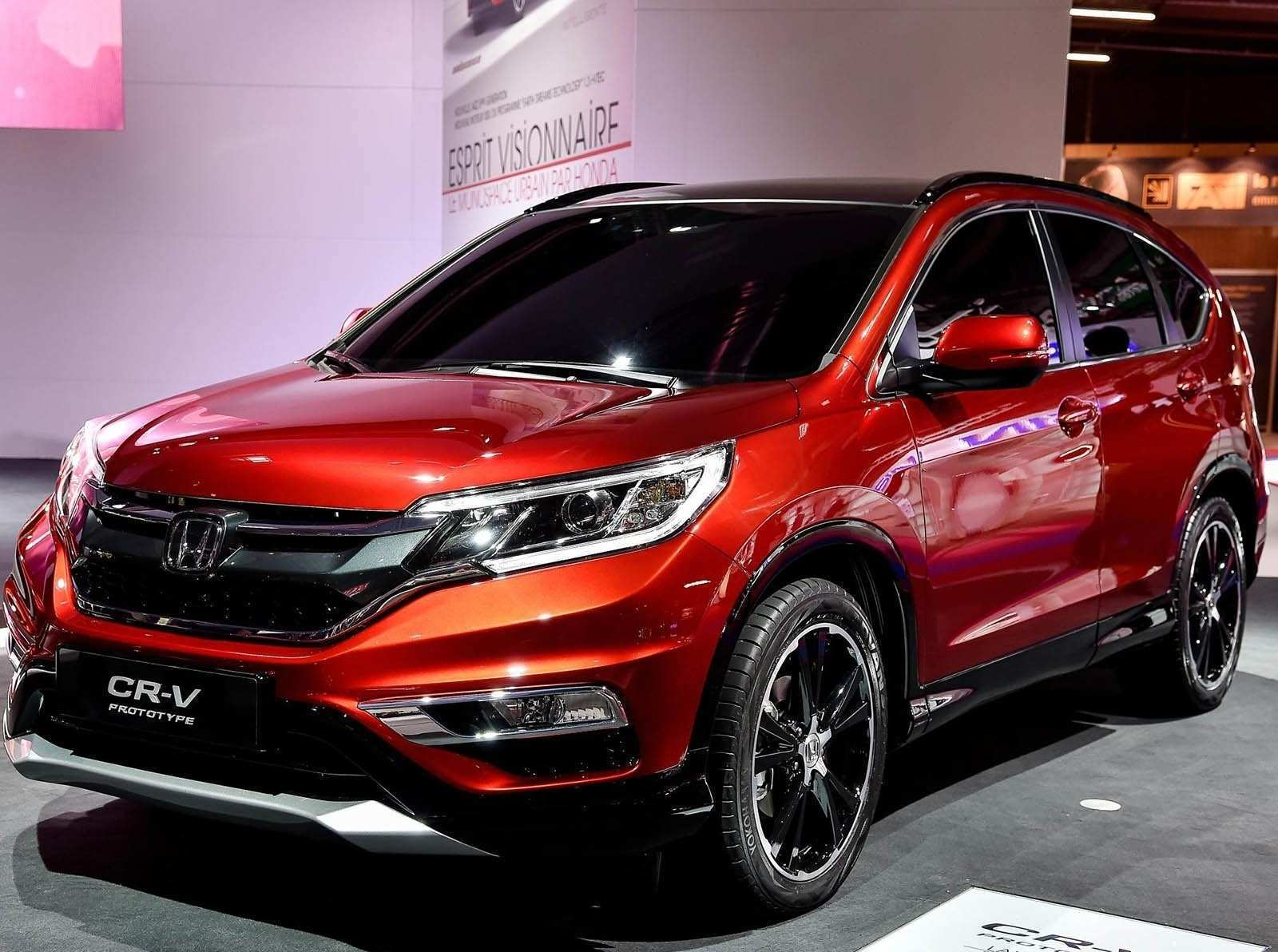 68 All New 2020 Honda CR V Model