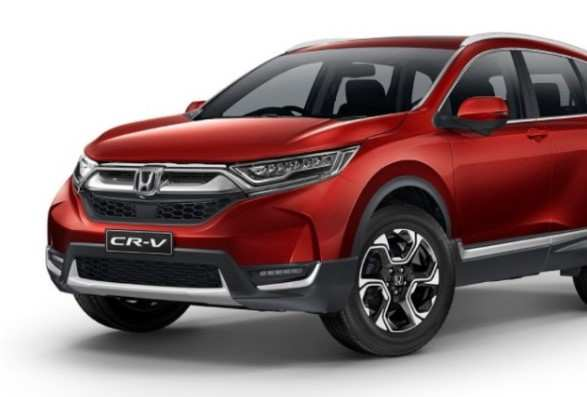 68 All New 2020 Honda CRV Price And Review