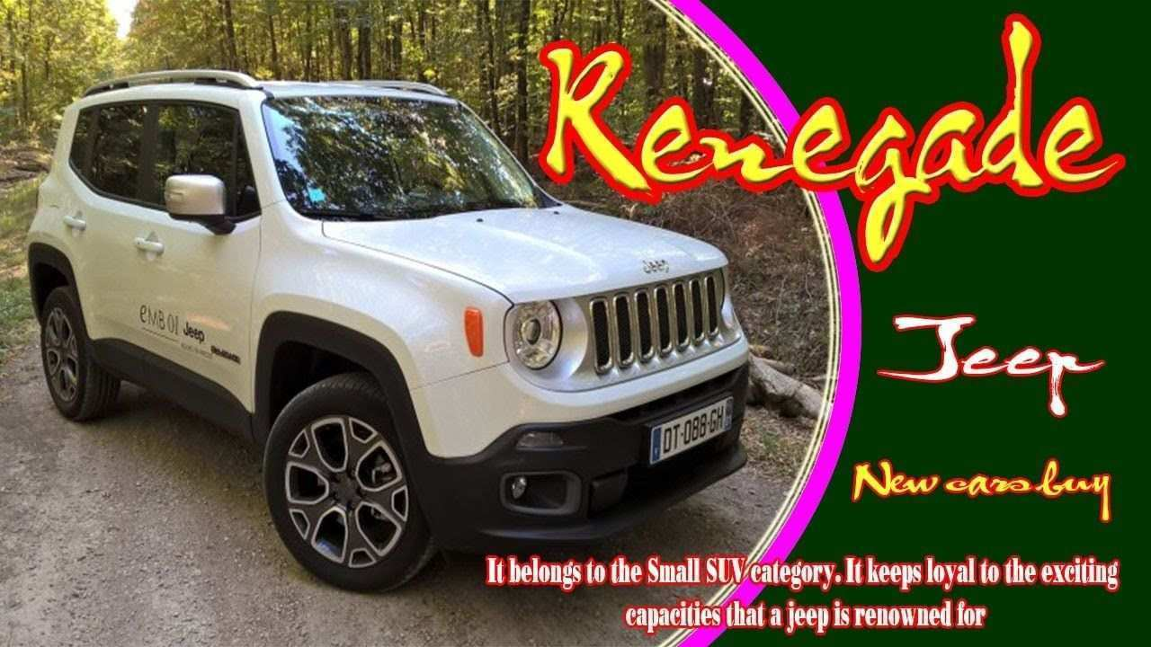 68 All New 2020 Jeep Trail Hawk Interior