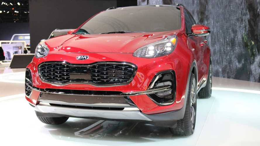 68 All New 2020 KIA SportageSpy Shots Ratings