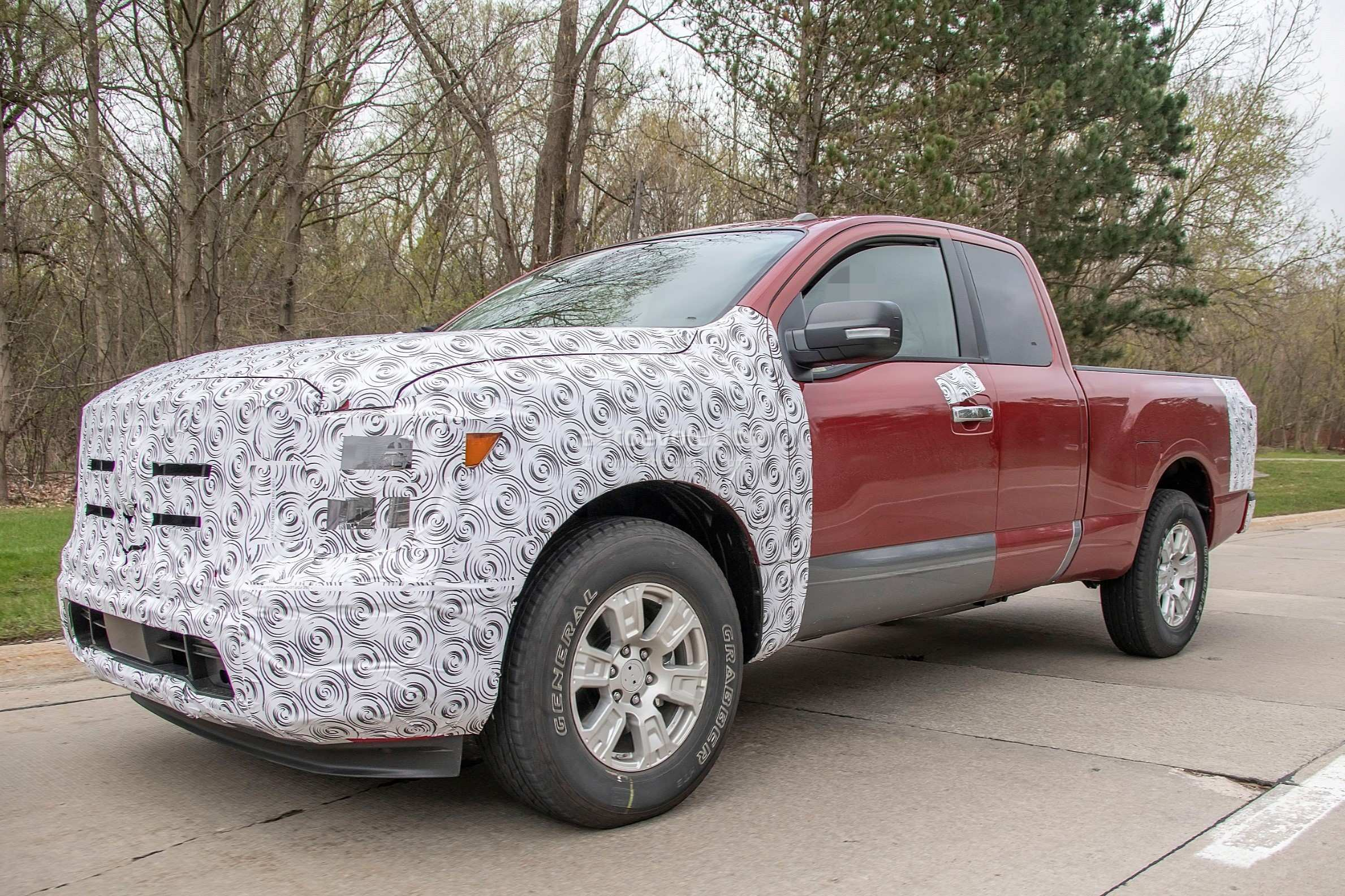 68 All New 2020 Nissan Titan Redesign