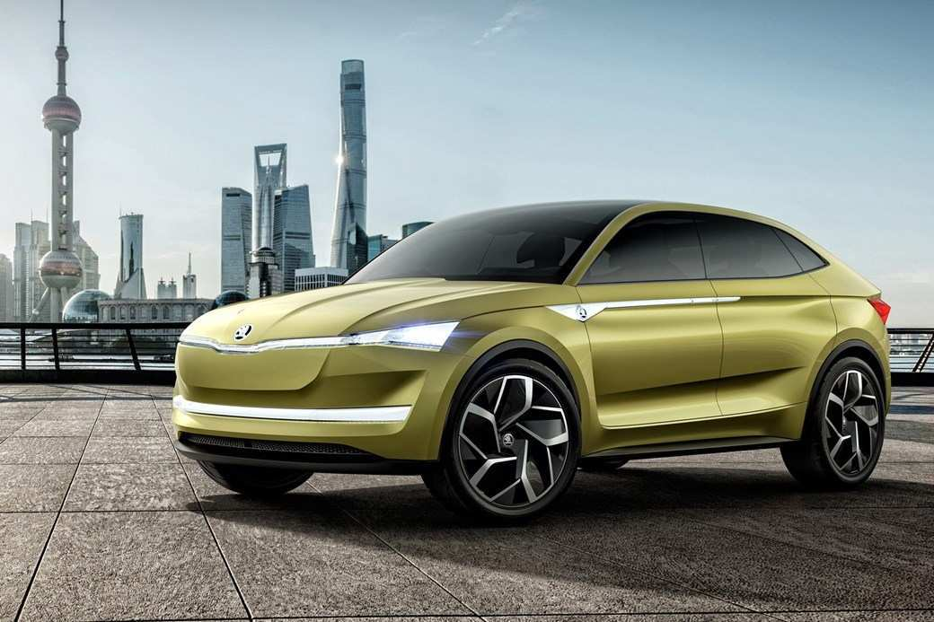 68 All New 2020 Skoda Roomster Spy Shoot