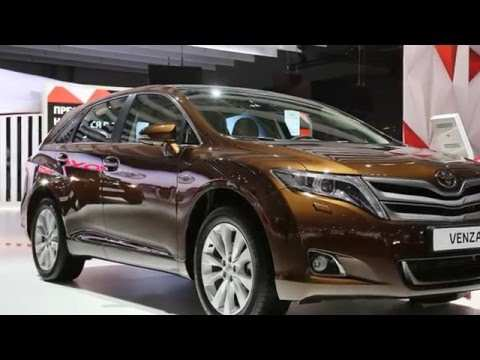 68 All New 2020 Toyota Venza Concept And Review