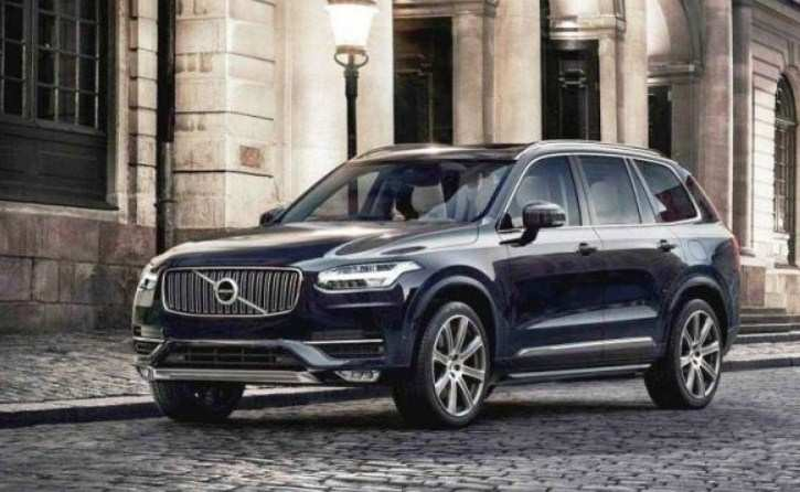 68 All New 2020 Volvo XC90 Exterior