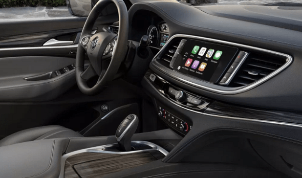 68 All New Buick Enclave Avenir 2020 Engine