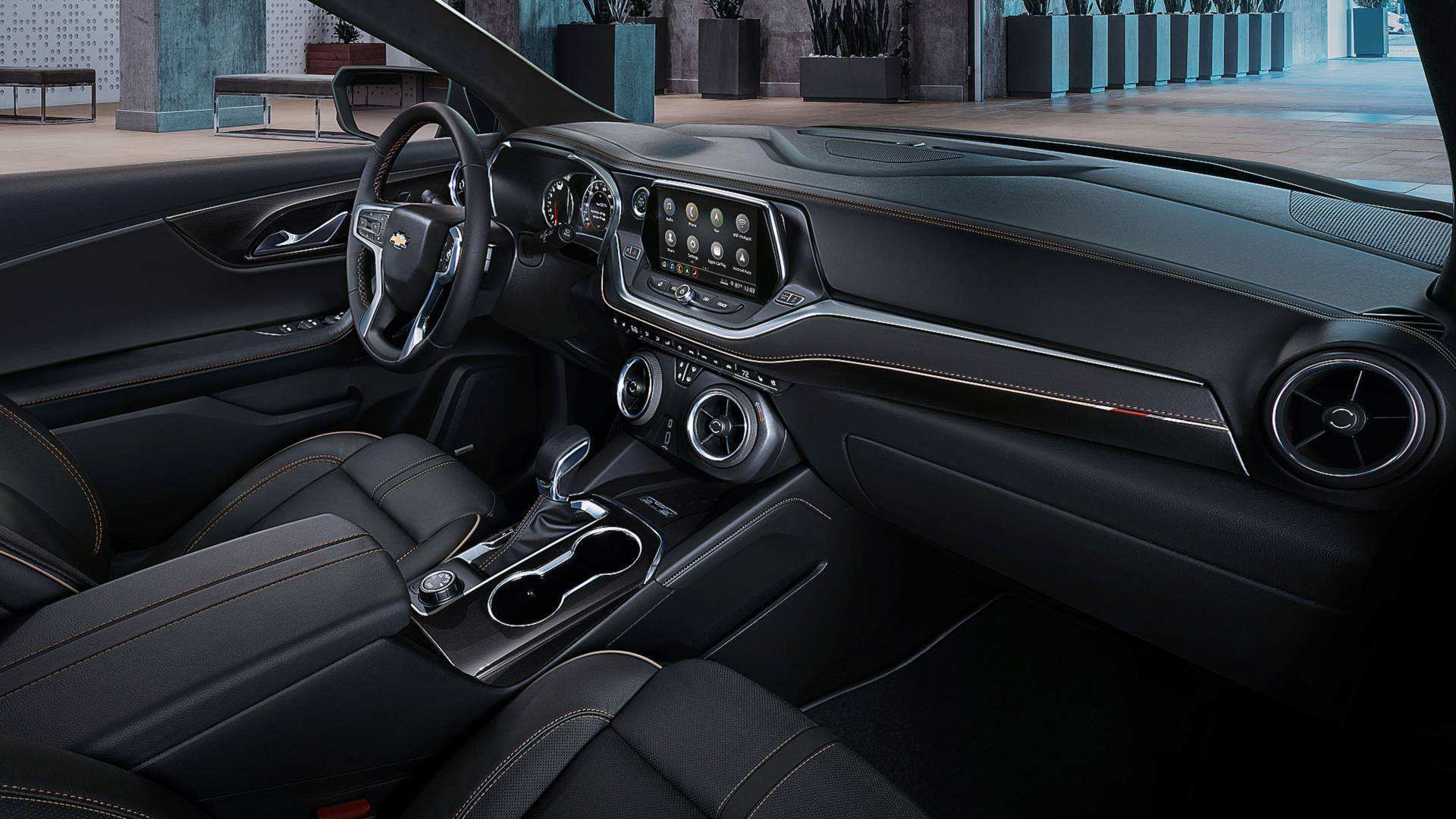 68 All New Chevrolet Blazer 2020 Interior New Review